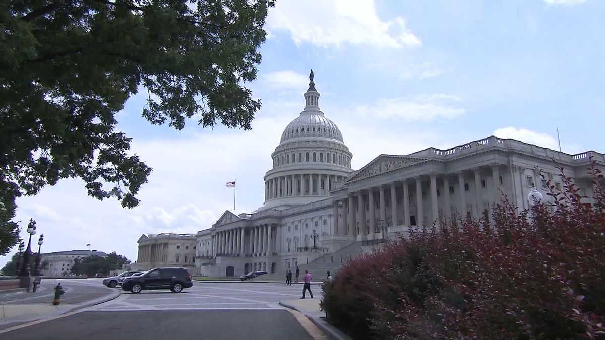 Congressional leaders work on another possible coronavirus relief bill.