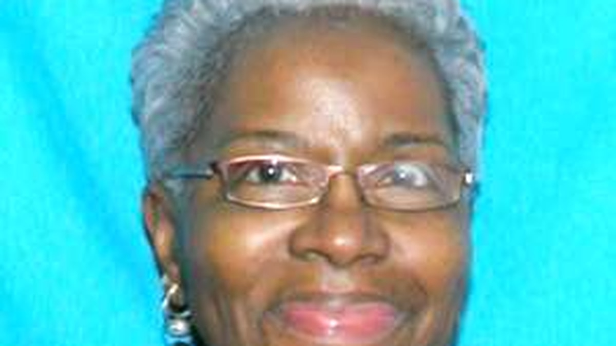 Nashville police searching for missing woman with dementia.