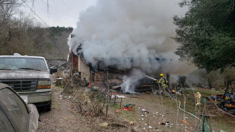 Occupants of the home told Rural Metro firefighters that they were having electrical problems...