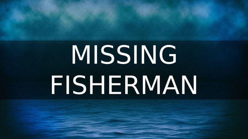 Missing fisherman in Queensland, Australia
