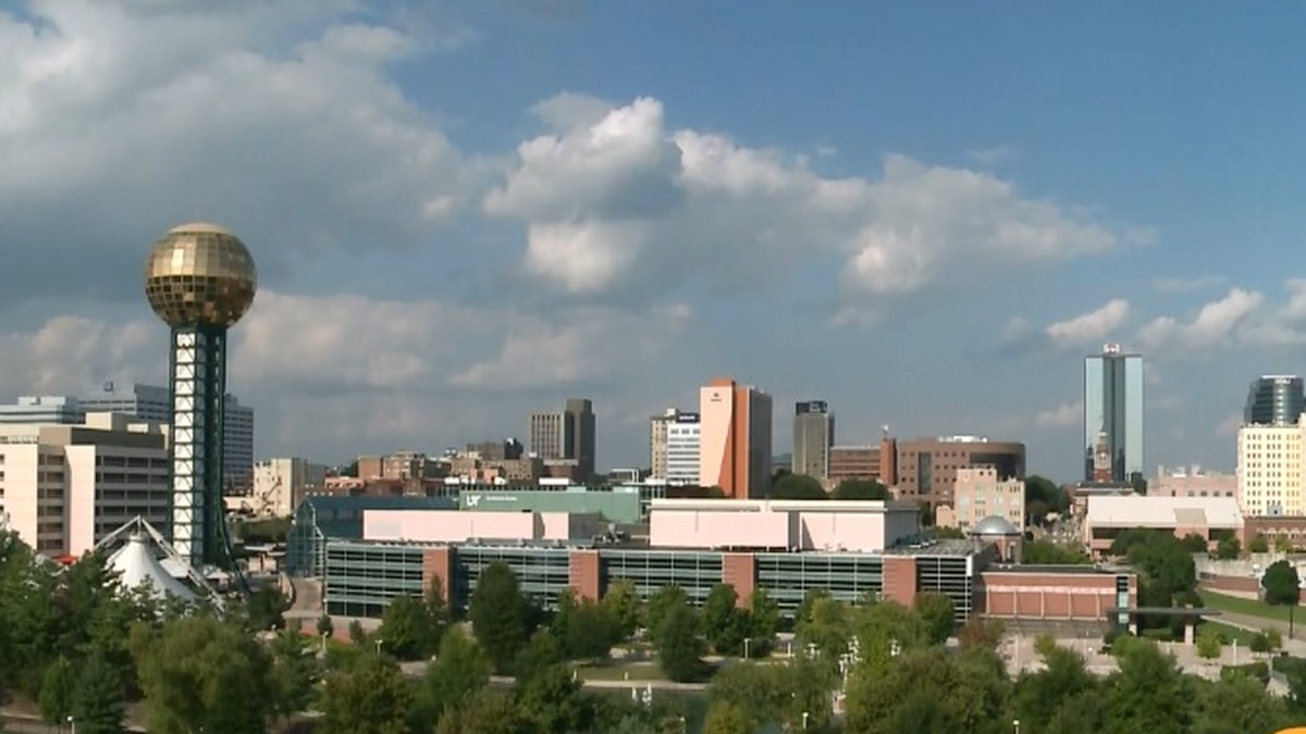 Knoxville was ranked seventh on the list of 10 towns. / (WVLT)