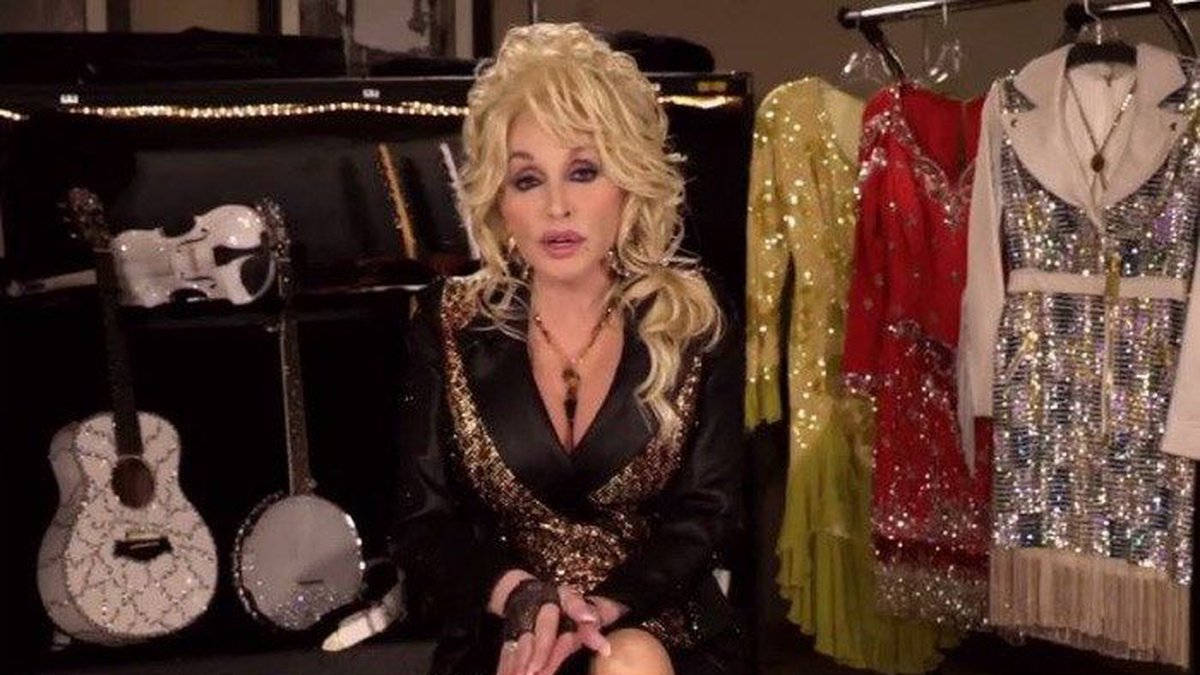 Dolly Parton. (Dolly Parton/Twitter)