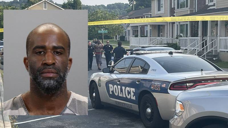According to police, Daniel Drew, 38, was taken into custody following Thursday's incident on...