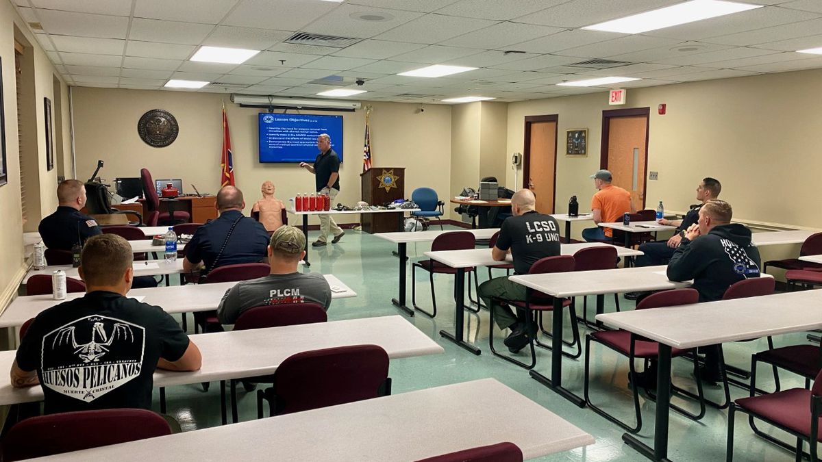 Loudon County Sheriff's Office training