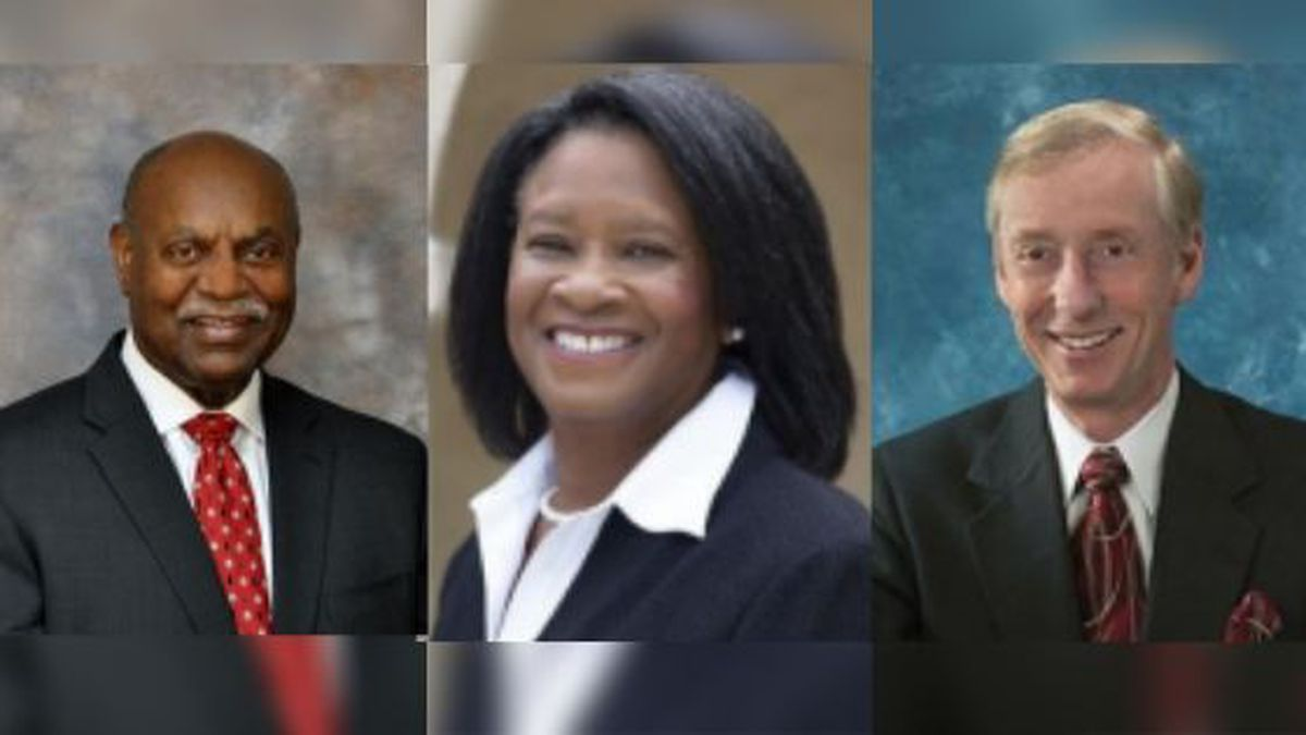 Four leaders with long resumes of service in East Tennessee were awarded the Muddy Boot by the...