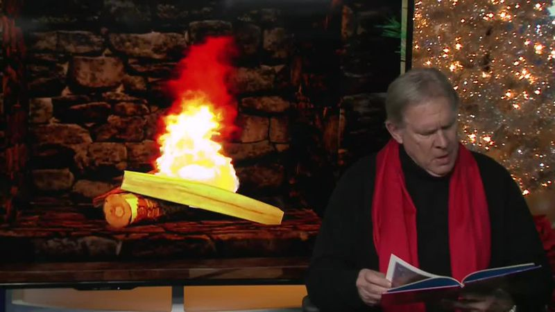 Alan Williams reads The Christmas Story
