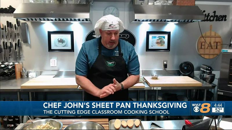 Chef John S Sheet Pan Thanksgiving