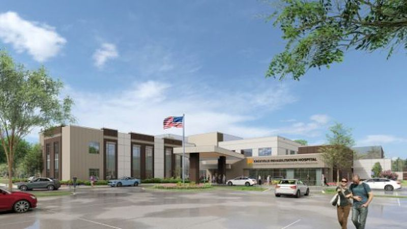 The 57-bed facility will provide care to patients recovering from a stroke, traumatic brain...