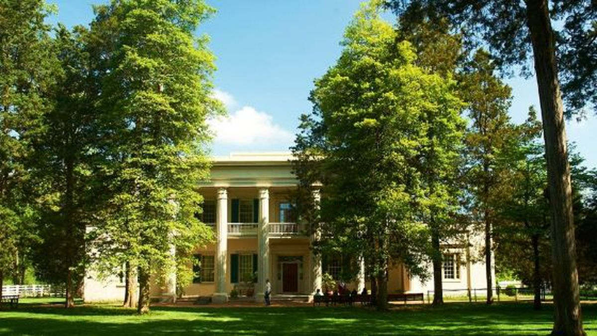 Three presidential homes will unite to launch the Tennessee Presidential Trail on President's Day. / (Andrew Jackson's Hermitage)