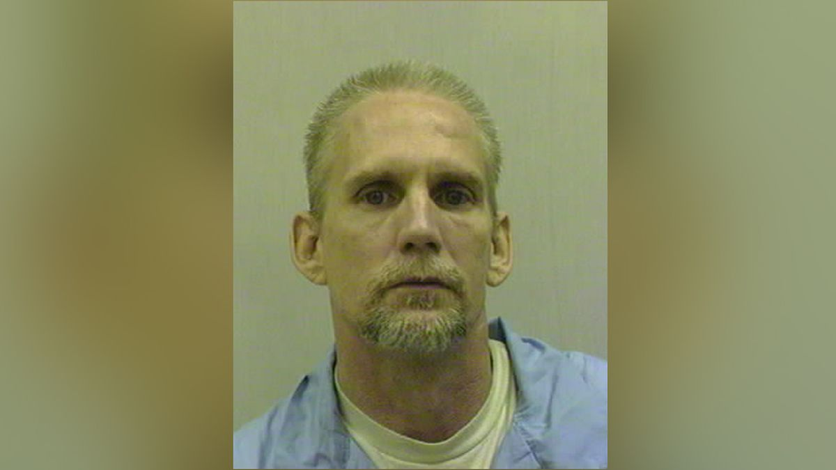 This 2000 photo from the Kansas Dept. of Corrections shows inmate Wesley Purkey, who is...