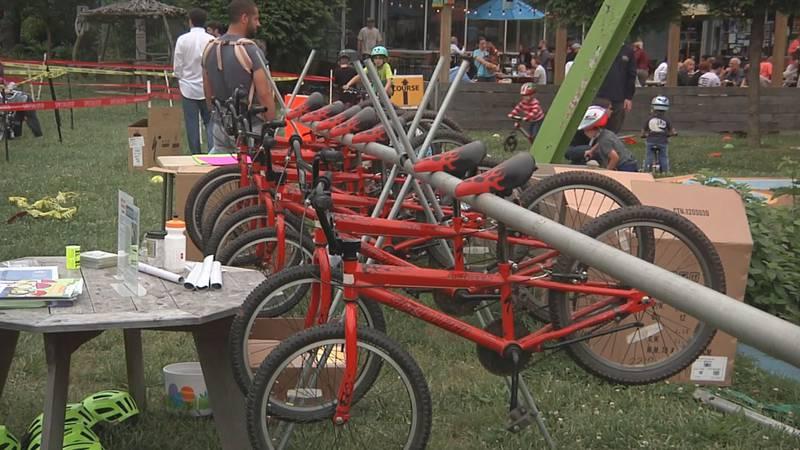 Experts warn head injuries rising with bike sales
