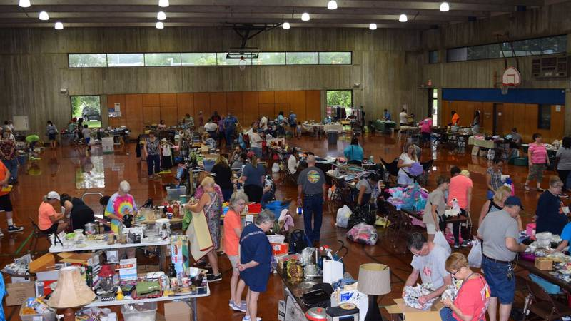 Oak Ridge Recreation and Parks to hold indoor yard sale