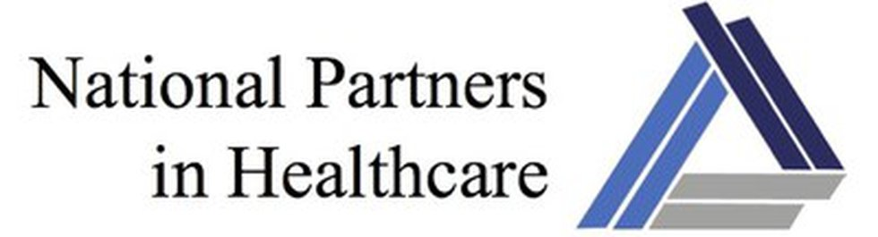 National Partners in Healthcare Logo (PRNewsfoto/National Partners in Healthcare)