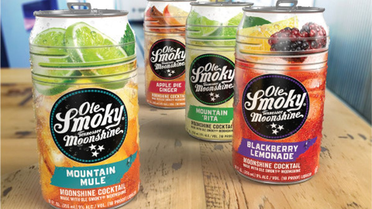 Ole Smoky Distillery introduces ready-to-drink canned cocktails.