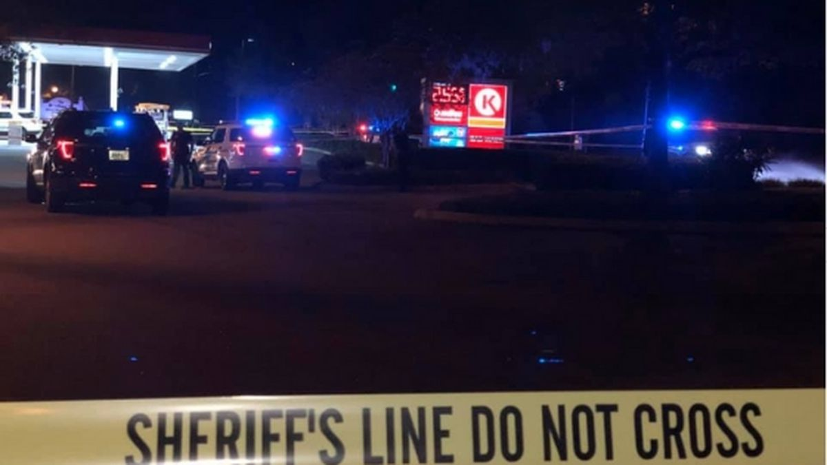 Officials with the Marion County Sheriff's Office are investigating after they said a man was shot by deputies at a Circle K late Tuesday night. / Source: (Marion County Sheriff's Office)