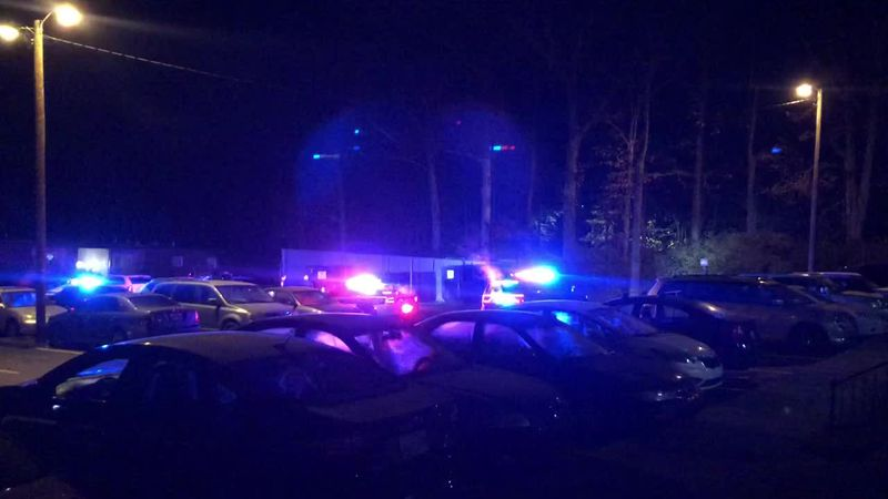 Police presence at West Knoxville apartment complex