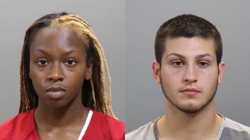 Mya Kai Young, 19 and Ethan Stone, 20