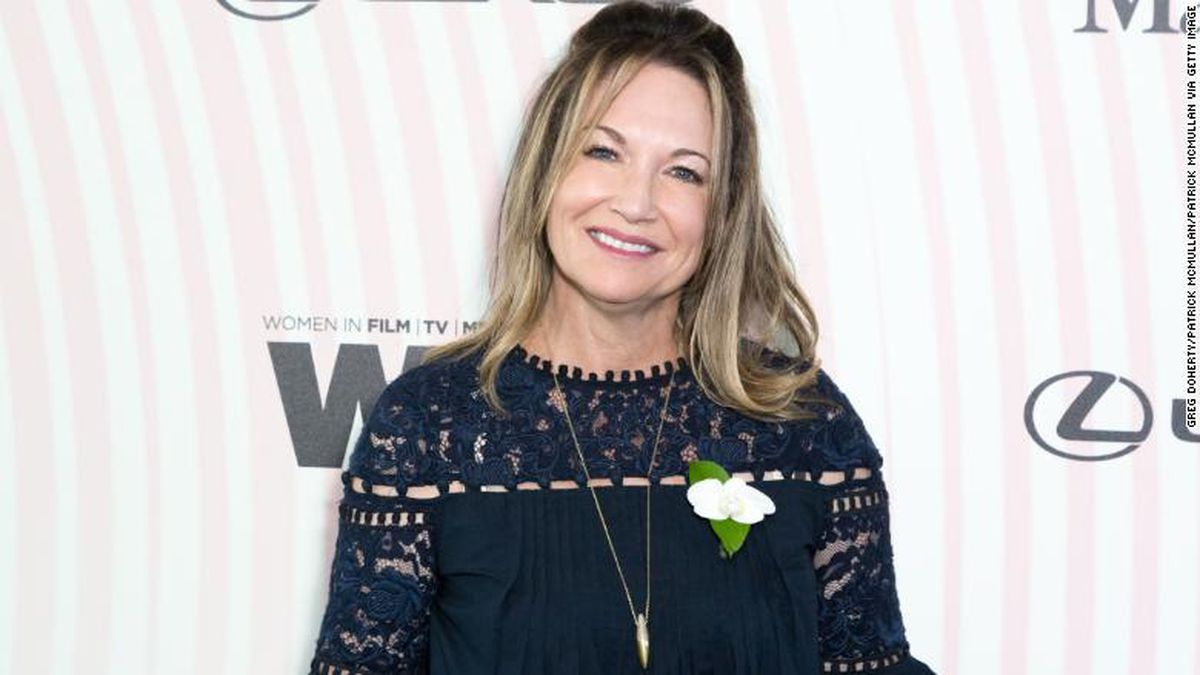 Television executive Jamie Tarses, photographed here at an event in 2018, has died.