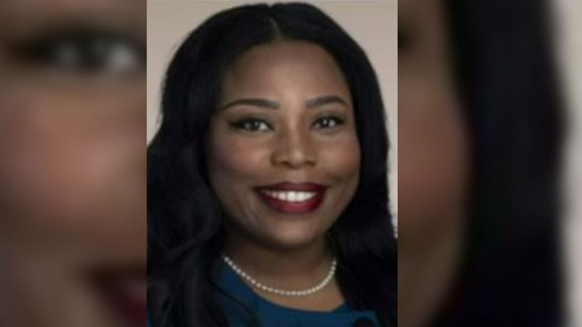 The Federal Bureau of Investigation confirmed agents were sent to the home of state Senator Katrina Robinson Tuesday.
