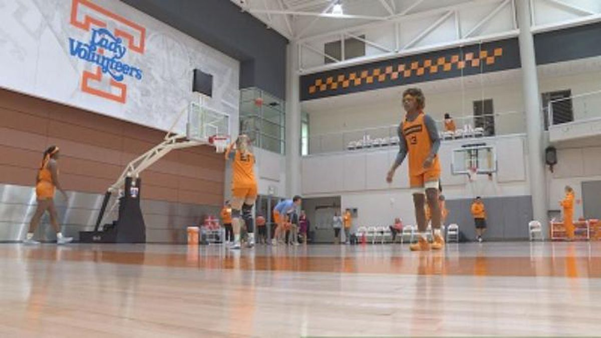 The Lady Vols start the season unranked for the first time. / (WVLT)