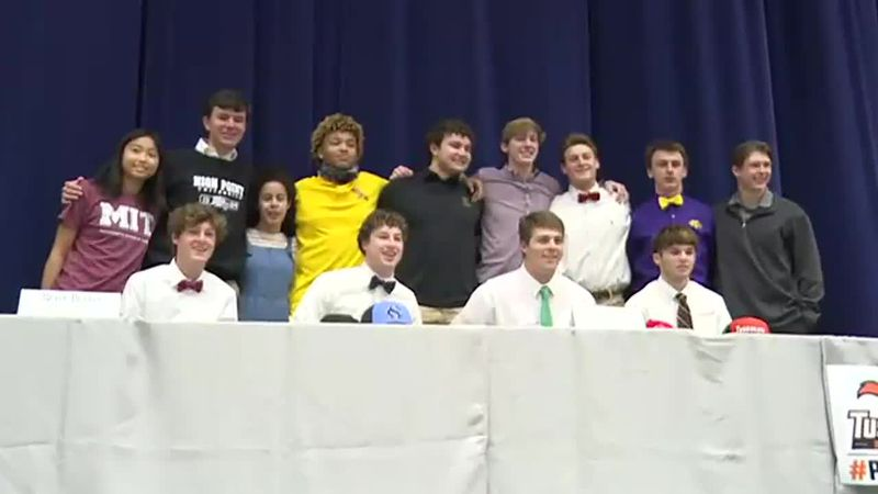National Signing Day for local athletes