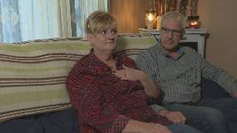 Lois and Clyde Harless describe their nursing nightmare.