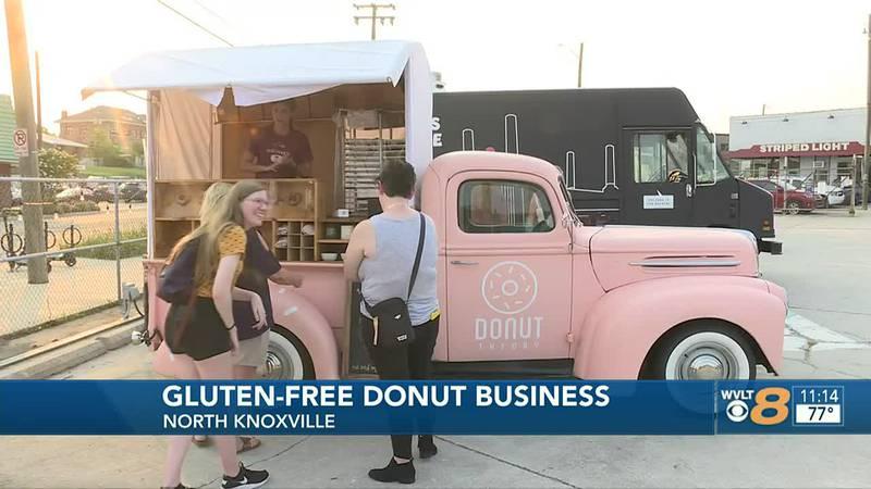 Gluten-Free Donut Business