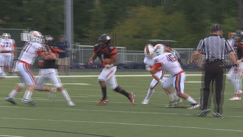 Powell Panthers kick off 2020 high school season.
