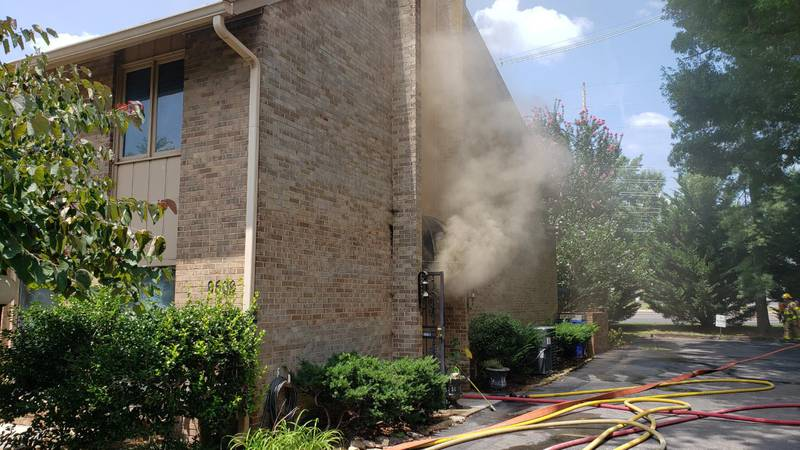 Rural Metro responds to fire