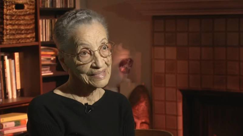 A California school was renamed after National Park Ranger Betty Reid Soskin on her 100th...