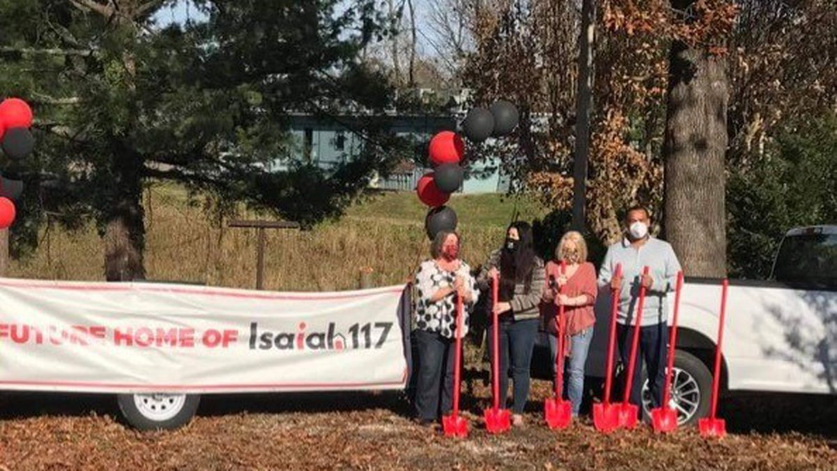 Isaiah 117 House