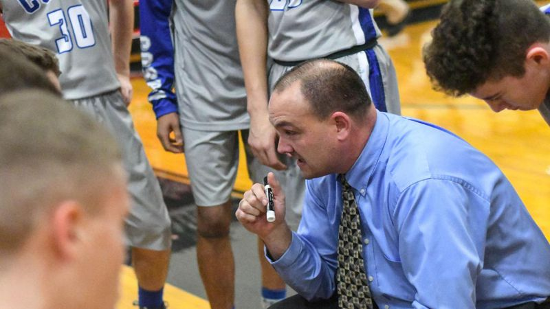 Former Cosby coach takes over boys basketball program at Heritage High School