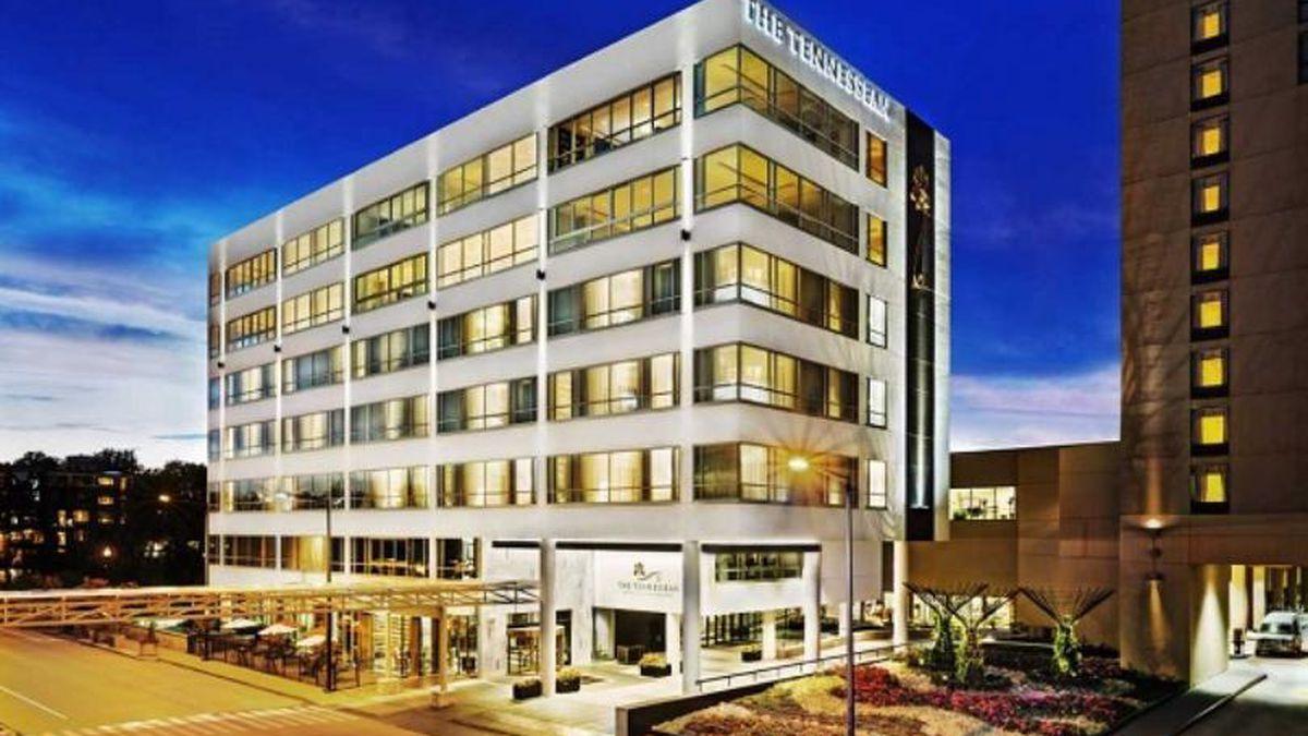 The Tennesseean Hotel / Source: (WVLT)