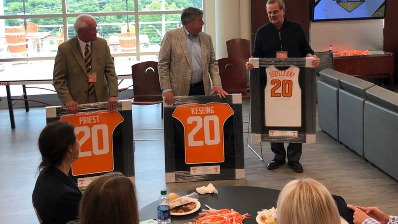 Vol Radio Network football color analyst Tim Priest announced he will retire after a 22-year...