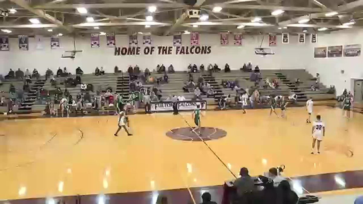Falcons hosting Carter in District Tournament basketball play