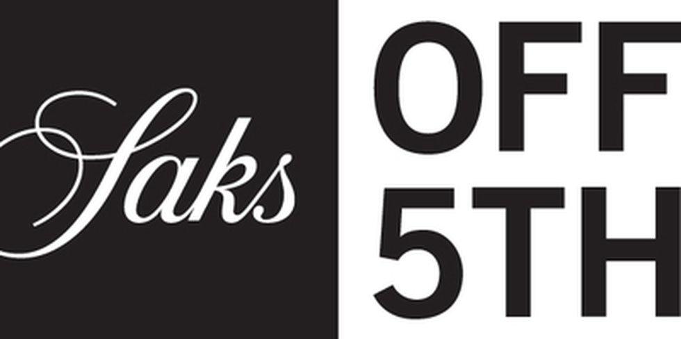 Saks OFF 5TH logo (PRNewsfoto/Saks Fifth Avenue)