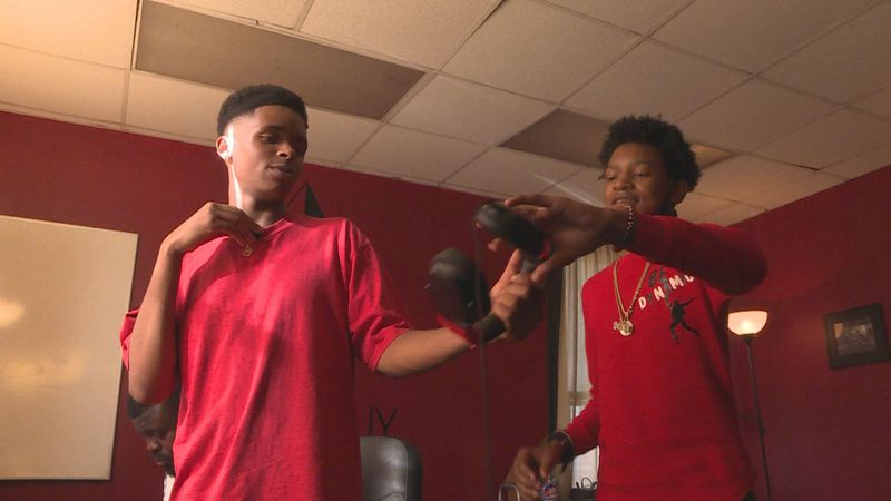 Teen rappers write song for Knoxville Showcase