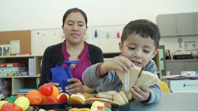 Parents can help with early math intervention.