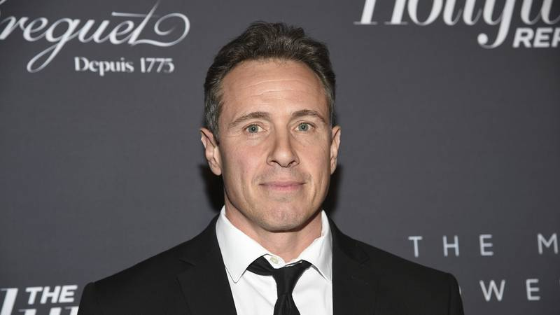 FILE - Chris Cuomo attends The Hollywood Reporter's annual Most Powerful People in Media...