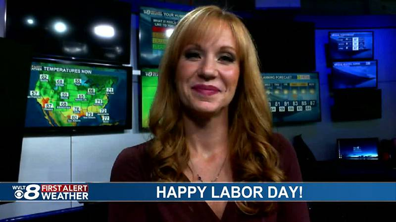 Chief Meteorologist Heather Haley helps you plan your day.