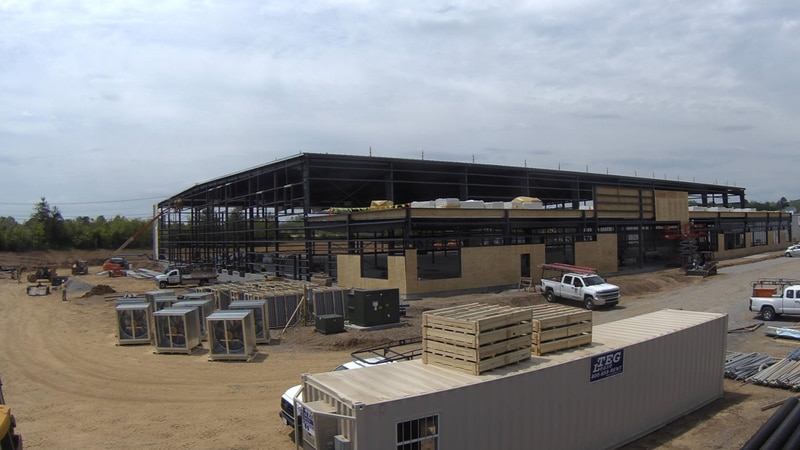 Elo Touch Solutions, the inventor of the touch screen, is building 87,00 sq ft facility in...
