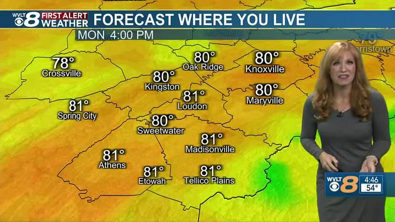 Forecast Where You Live