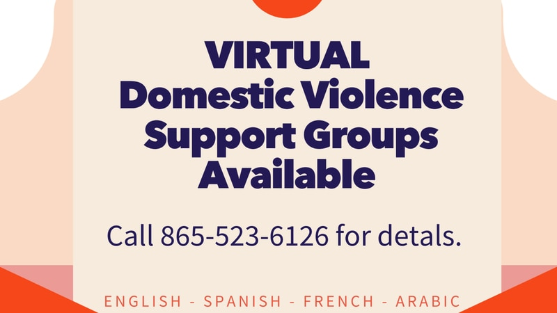 Victim advocates at YWCA are offering help in English, Spanish, French and Arabic.
