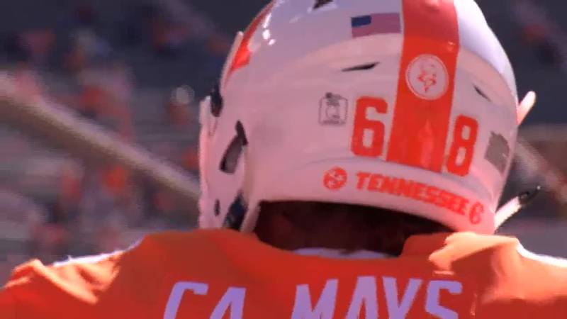 On being cleared to play | Cade Mays