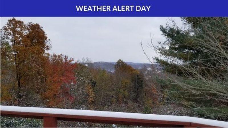 Weather alert day