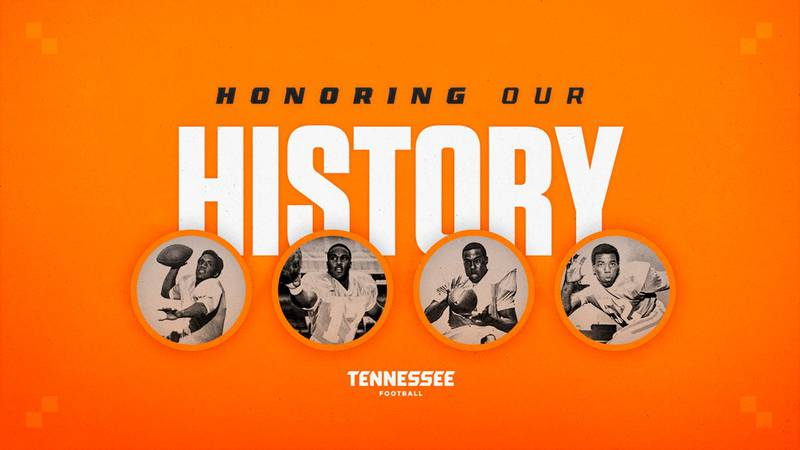 The statues will be released as a kickoff to Neyland Stadium's year-long centennial celebration.